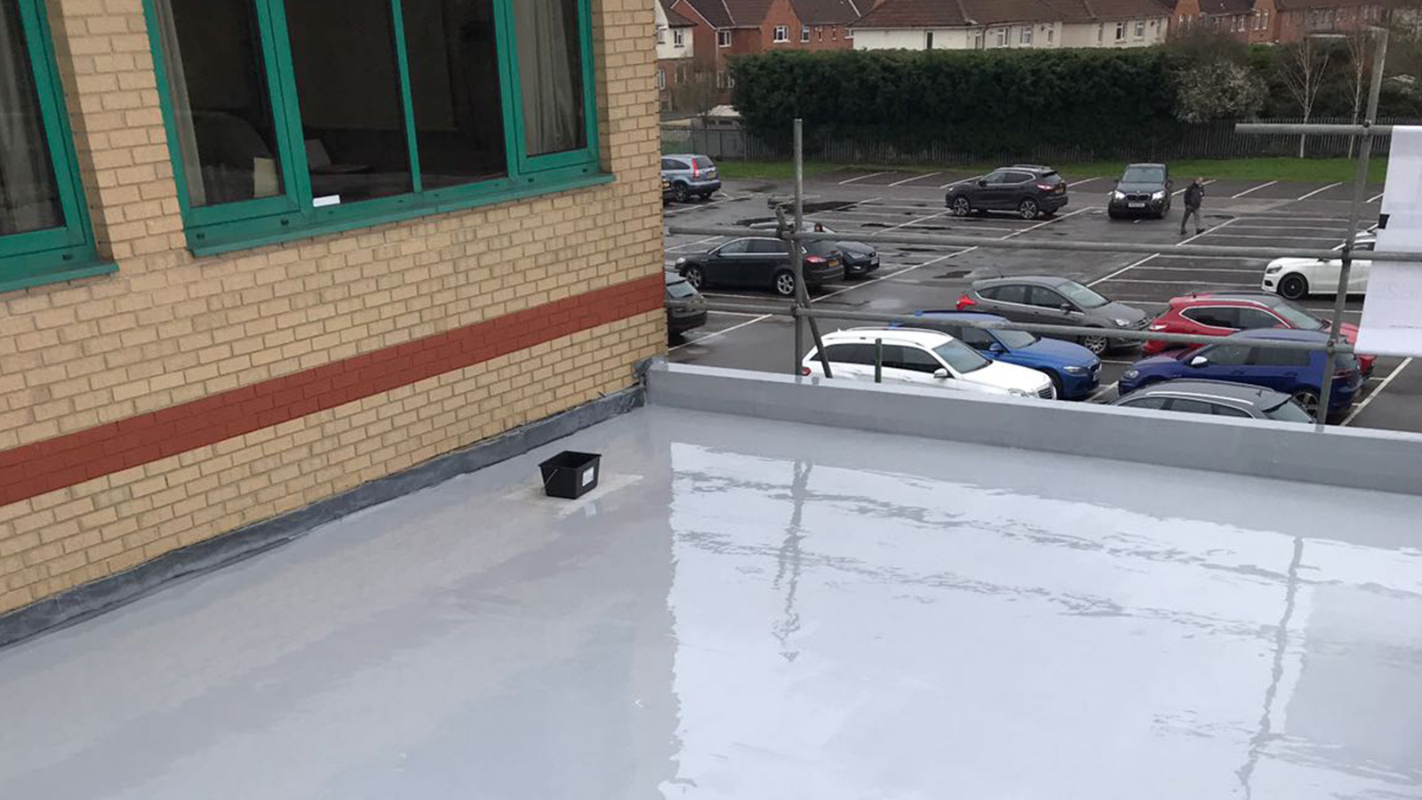 Fatra Liquid Applied Waterproofing System